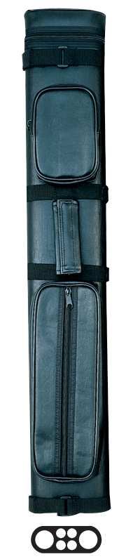 Action 2 4 oval cue case ac24 - Action pool cue cases ...