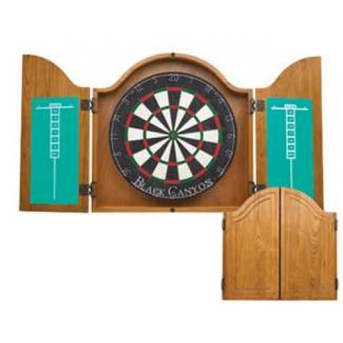 Arched Oak Cabinet 40-0255