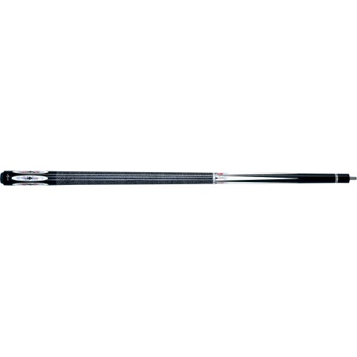 9721(B) (Black with Red) Pool Cue 9721BBD