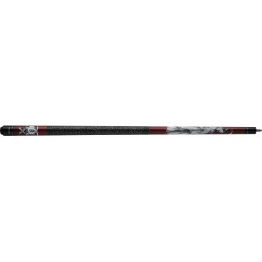 Action - ADV 102 - Reaper Burgundy Pool Cue