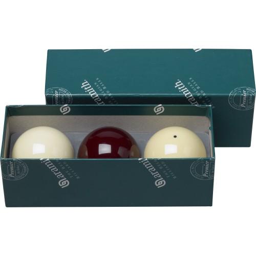 Aramith Premier Carom Ball Set BBACPR