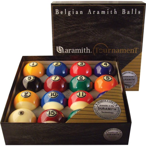 Aramith Tournament Ball Set BBAT
