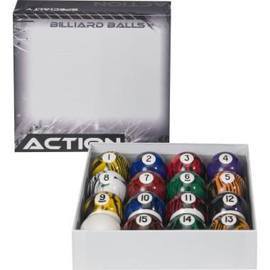 Black Marble Balls