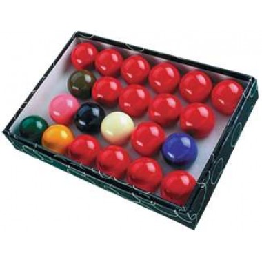 Action Snooker Ball Set