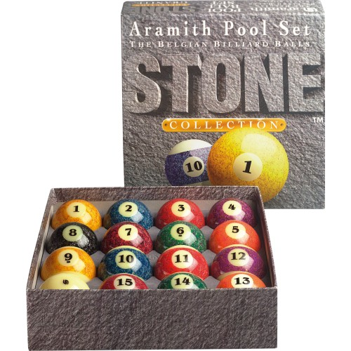 Aramith Stone Ball Set BBSTN