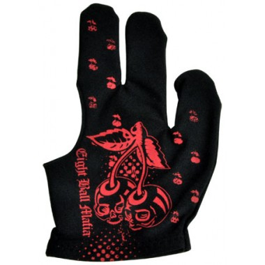 Eight Ball Mafia BGEMB02 Billiard Glove