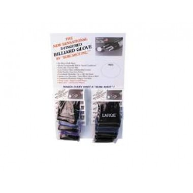 Sure Shot Glove Asst. Card-12
