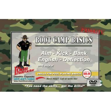 Drill Instructor- Boot Camp Basics