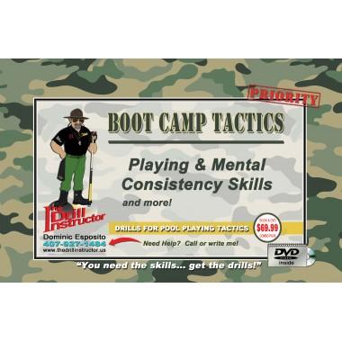 Drill Instructor- Boot Camp Tactics