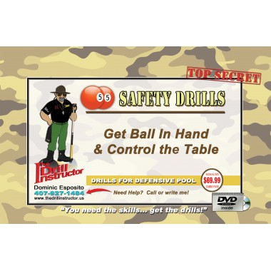 Drill Instructor- Safety Drills