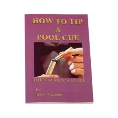 How to Tip a Cue - Book