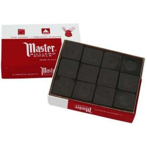 Master Chalk- (Box of 12) CHM12