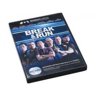 DVD - Break & Run