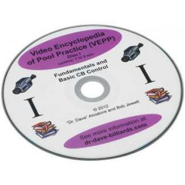DVD - Encyclopedia of Pool Practice - Volume 1