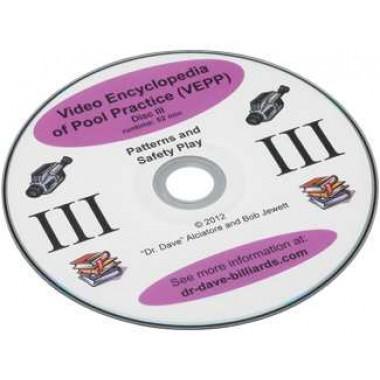 DVD - Encyclopedia of Pool Practice - Volume 3