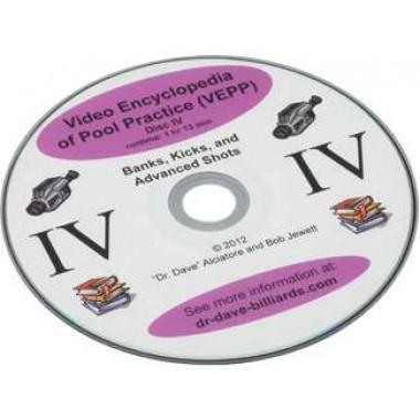 DVD - Encyclopedia of Pool Practice - Volume 4