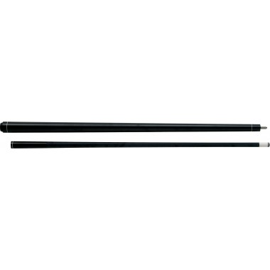 Action Eco w/ white ferrule black faux wrap Pool Cue