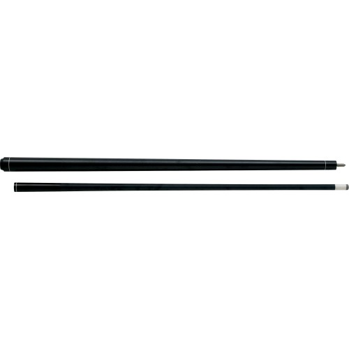 Action Eco w/ white ferrule black faux wrap Pool Cue ECO02