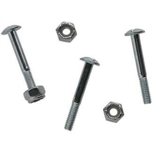 Foosball - Screws/Nuts for Foosball Men Pack of 3 FBMSC