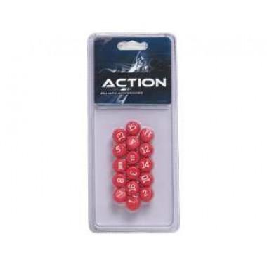 Pill Balls - Red