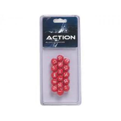 Pill Balls - Red GAPBR