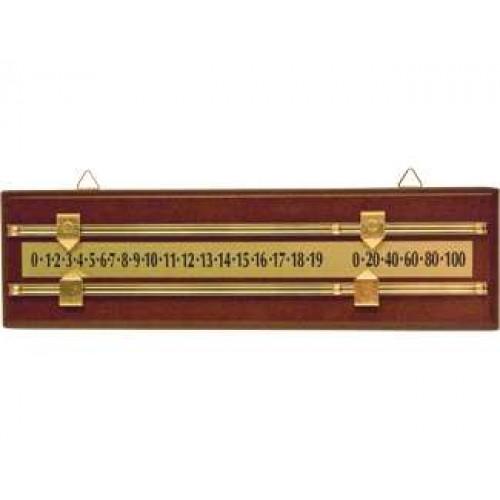 Score Board - Chocolate GASBWDC