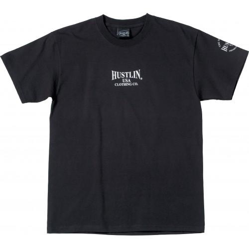 Hustlin USA 9 Ball Shirt HUS9BALL