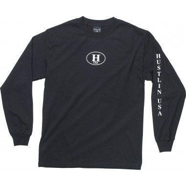 Hustlin USA Long Sleeve