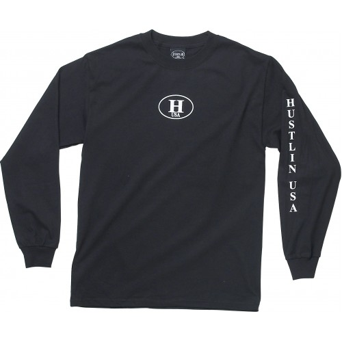 Hustlin USA Long Sleeve HUSLS