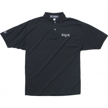 Hustlin USA Cotton Polo Shirt