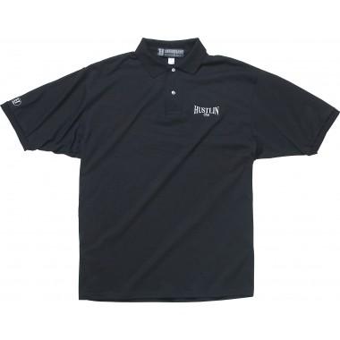 Hustlin USA Cotton Polo Shirt