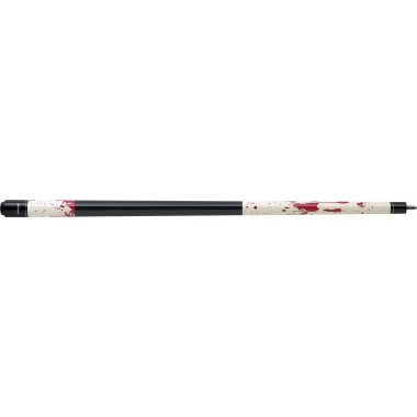 Action - Impact 12 - Blood Cue Pool Cue