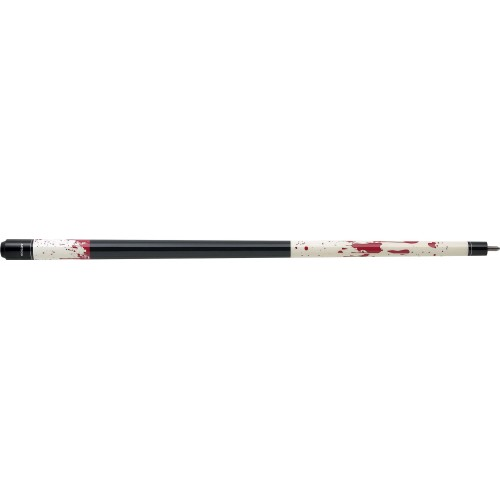 Action - Impact 12 - Blood Cue Pool Cue IMP12