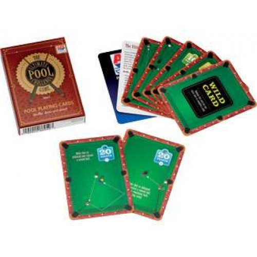 Playing Cards - Ultimate Pool Challenge IPUPC