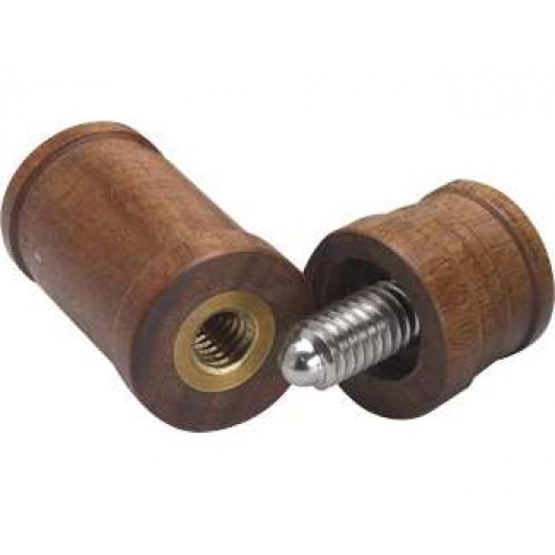 ExoticWood Joint Cap-Male Only JPEXMALE