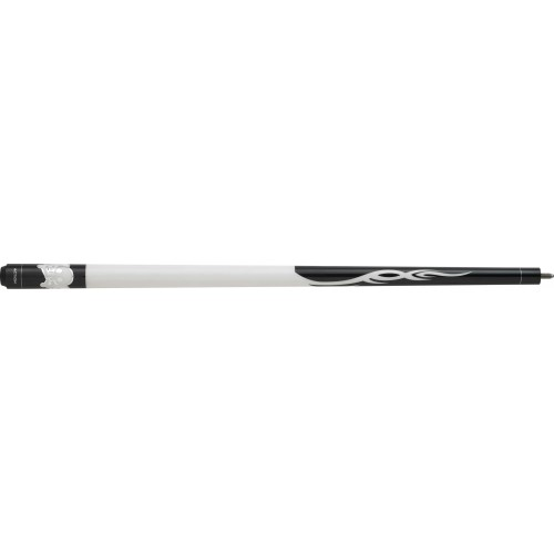 Action Kids - Black and White Skulls 52 in Pool Cue JR17