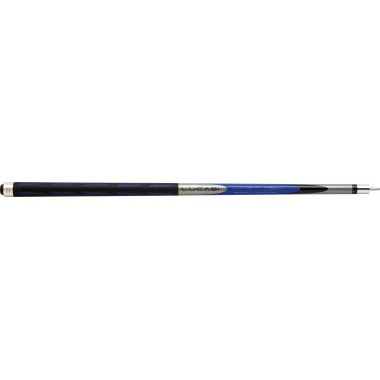 Lucasi - LH-10 - Blue Pool Cue