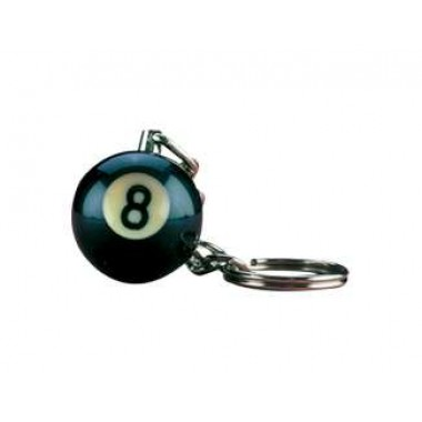8-Ball Key Chain