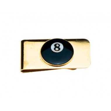 8-Ball Money Clip-25