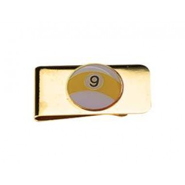 9-Ball Money Clip-25