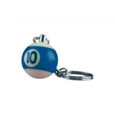 Mixed Ball Key Chain-25