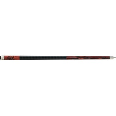 Outlaw - 21 - Cherry 8-Ball w/ Flames Pool Cue