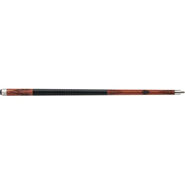 Outlaw - 24 - Cherry 8-Ball w/ Outlaw Spade Pool Cue