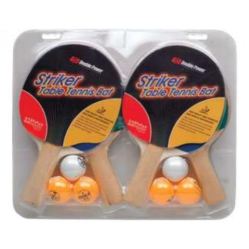 Ping Pong Paddles & Balls PP54665W