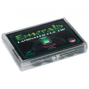 Tiger Emerald Tip - Box