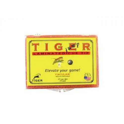 Tiger Jump Tip - Box QTTJMP12