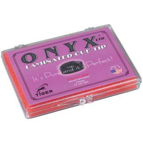 Tiger Onyx Tip - Box QTTON12