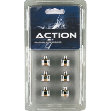 Yukon QTYBP Pack of 6 Cue Tips