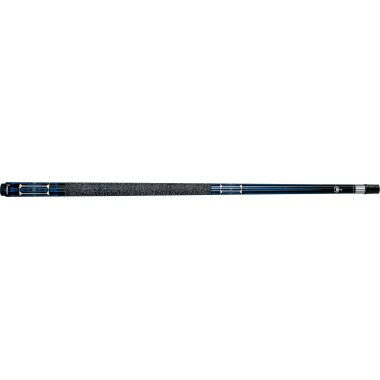 Scorpion - SCO03 - Black w/Blue Pool Cue