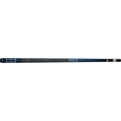 Scorpion - SCO03 - Black w/Blue Pool Cue SCO03